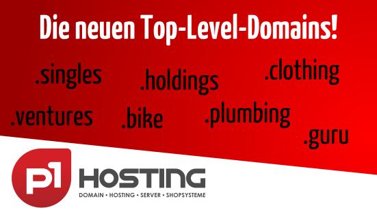 Die ersten Top-Level-Domains sind bestellbar!