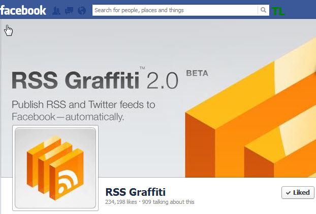 Ende von RSS Graffiti: Blogartikel nach Facebook autoposten – Alternativen zu RSS Graffiti und Co.