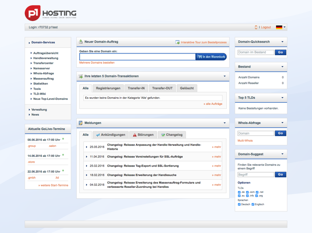Reseller – p1Hosting.de managed IT | Stuttgart | DOMAIN ∙ HOSTING ...