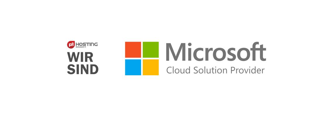 In eigener Sache: Wir sind Microsoft Cloud Solution Provider